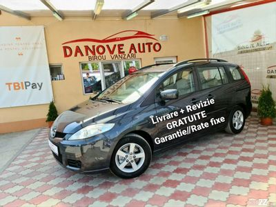 second-hand Mazda 5 revizie+livrare gratuite,garantie,rate fixe