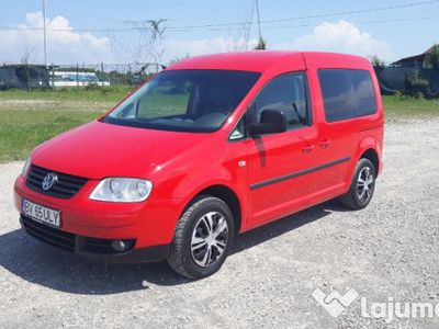 second-hand VW Caddy