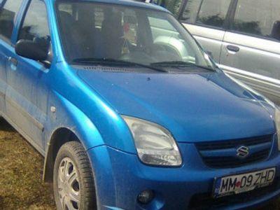 second-hand Suzuki Ignis fab. 2005,inmatric. Ro,impecabil