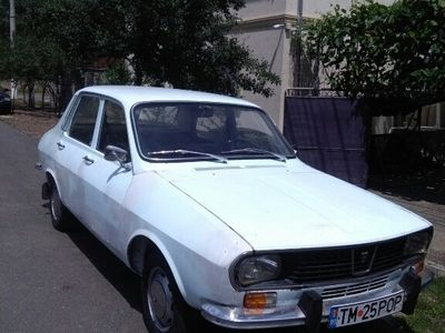second-hand Dacia 1300 vechime 44 ani colectie, retro, epoca