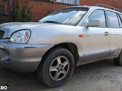 second-hand Hyundai Santa Fe 4x4 - an 2004, 2.0 crdi (Diesel)