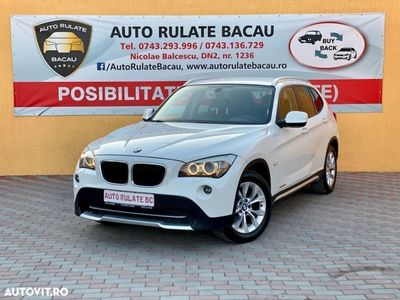 second-hand BMW X1 2.0 diesel xdrive euro 5 2011