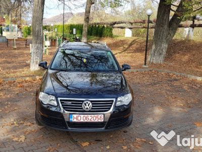 second-hand VW Passat 1.9tdi