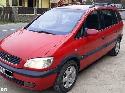 second-hand Opel Zafira A