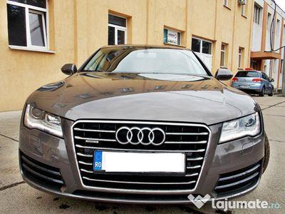 second-hand Audi A7 3,0 tdi pachet s7//jante 20 //an 2014//full//accept