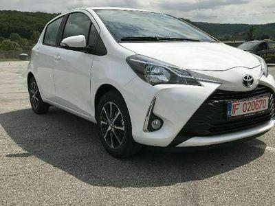 second-hand Toyota Yaris 1.5
