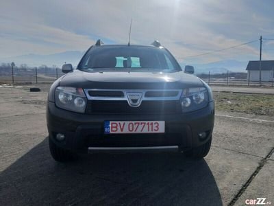 second-hand Dacia Duster 4 x 4 2011 1.5 dci 110cp euro 5