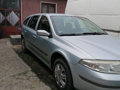 second-hand Renault Laguna negociabil