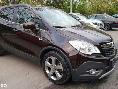 second-hand Opel Mokka
