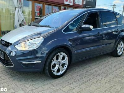 second-hand Ford S-MAX 2.0 Diesel 163 Cp 2012 Euro 5 Automat
