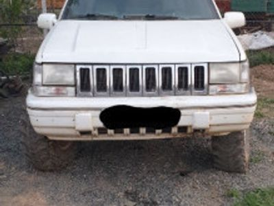 second-hand Jeep Grand Cherokee / 1996 / 4.0i