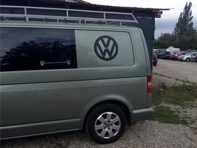 second-hand VW T5