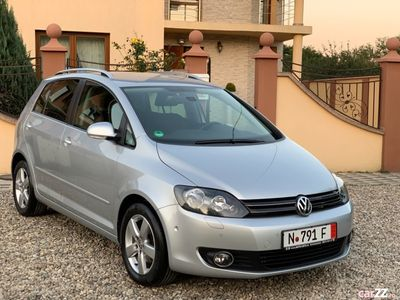 second-hand VW Golf Plus TEAM 2011 2.0 TDI 140 CP **140000**km