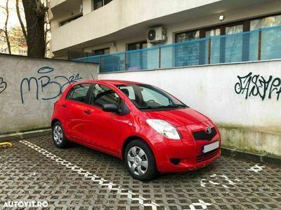 second-hand Toyota Yaris 1.0