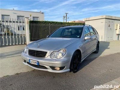 second-hand Mercedes C220 CDI Facelift Packet AMG Recent Adus