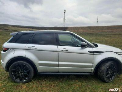 second-hand Land Rover Range Rover evoque ,