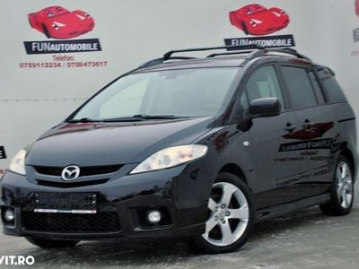 second-hand Mazda 5 2.0D 143 CP 2006