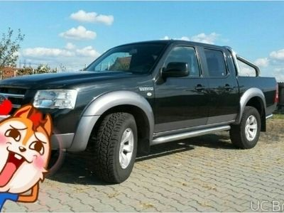 second-hand Ford Ranger TVA deductibil, factura integral