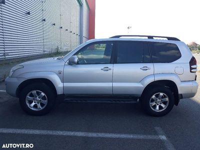 brugt Toyota Land Cruiser