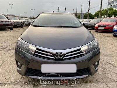 second-hand Toyota Corolla din 2016