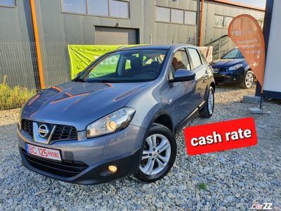 second-hand Nissan Qashqai an 2010 1.5 dci rate