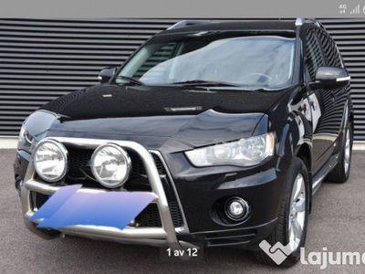 second-hand Mitsubishi Outlander 2.2DI.D 2010 156 Cp