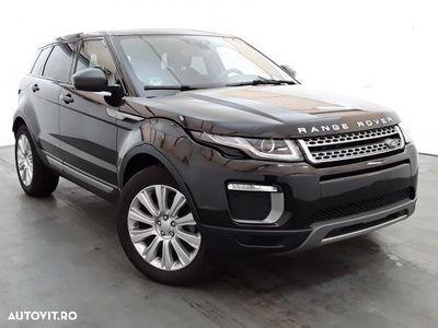 second-hand Land Rover Range Rover evoque