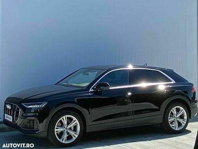 second-hand Audi Q8 50