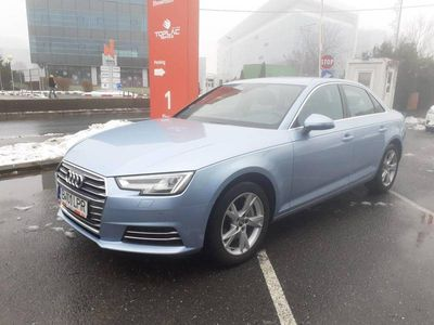 second-hand Audi A4 2.0 TDI 190CP S tronic