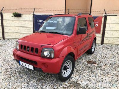 brugt Suzuki Jimny dark red edition 4x4 2001