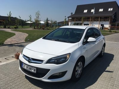second-hand Opel Astra hatchback