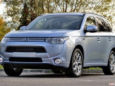 second-hand Mitsubishi Outlander P-HEV + GPL (Electric+Benzina+GPL)