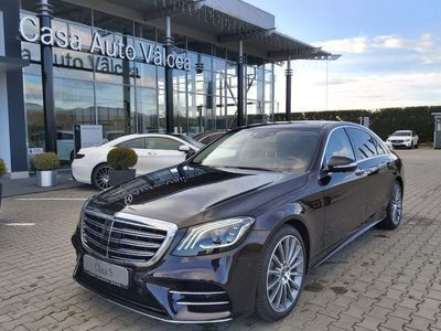 second-hand Mercedes S450 S