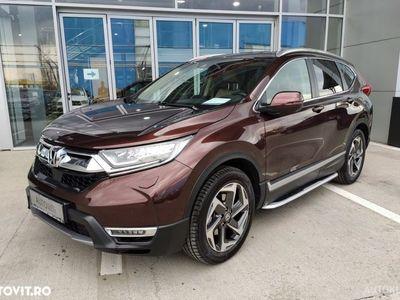 second-hand Honda CR-V Executive 1.5 AT 4x4