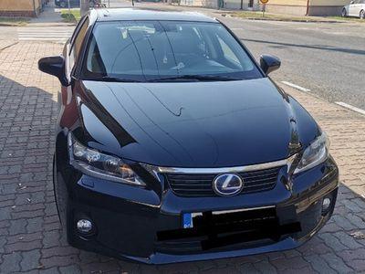 second-hand Lexus CT200h hybrid 2012