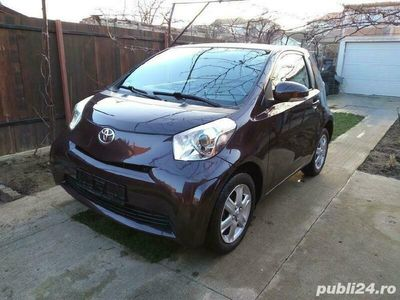 second-hand Toyota iQ an 2009 import Germania