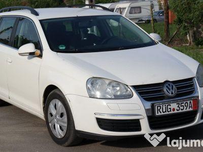 used VW Golf V 1.9 Tdi (Diesel), an 2008 luna 7