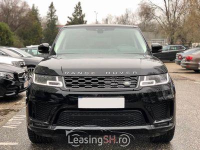 second-hand Land Rover Range Rover Sport din 2018
