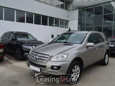 used Mercedes ML320 mcdi