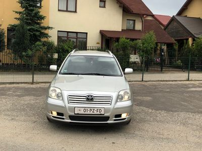 second-hand Toyota Avensis 2.0 D4D 2007