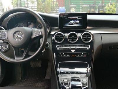 second-hand Mercedes C200
