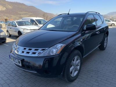 second-hand Nissan Murano a.f2006 4x4