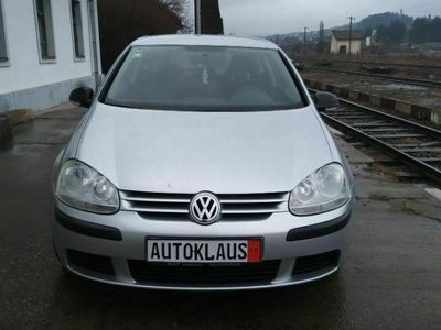 second-hand VW Golf 1.4
