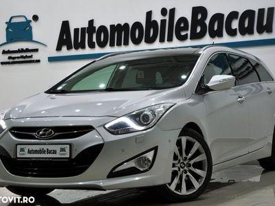 second-hand Hyundai i40 1.7 CRDi 135 CP AUTOMATA 2012 EURO 5 Navi, Piele