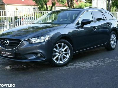 second-hand Mazda 6 din 2014