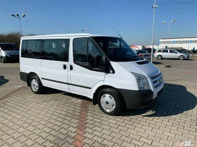 second-hand Ford Transit 9 Locuri 2.2 TDCi 101 Cp 2013 Euro 5