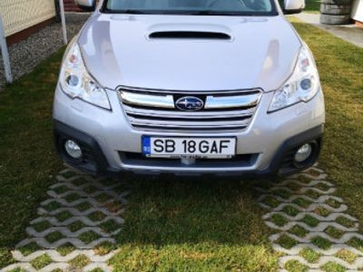 second-hand Subaru Legacy