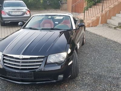 second-hand Chrysler Crossfire