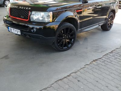 second-hand Land Rover Range Rover Sport 2011