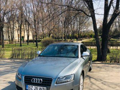 used Audi A5 s-line2009 automata 8+1 motorizare 2.7 Diesel